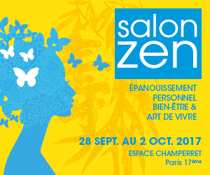 Le grand changement salon zen paris 28 septembre 2 octobre 2017 - Salon paris septembre 2017 ...