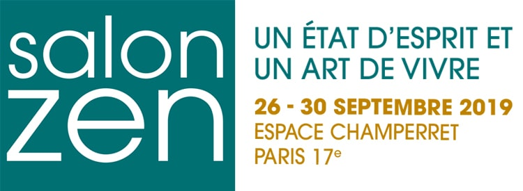 Logo salon ZEN Paris 2019