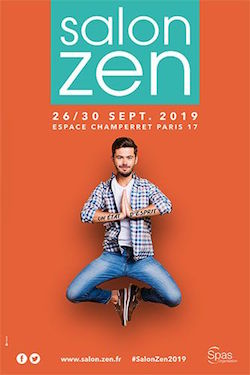 Affiche salon ZEN Paris 2019
