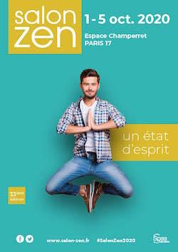 Affiche salon ZEN 2020