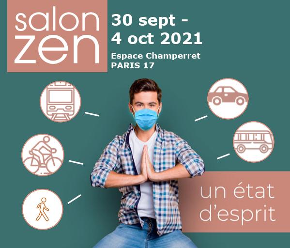 visuel Salon ZEN 2021