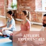 visuel Ateliers expérientiels Salon Zen 2021